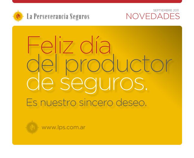 Día del Productor de Seguros