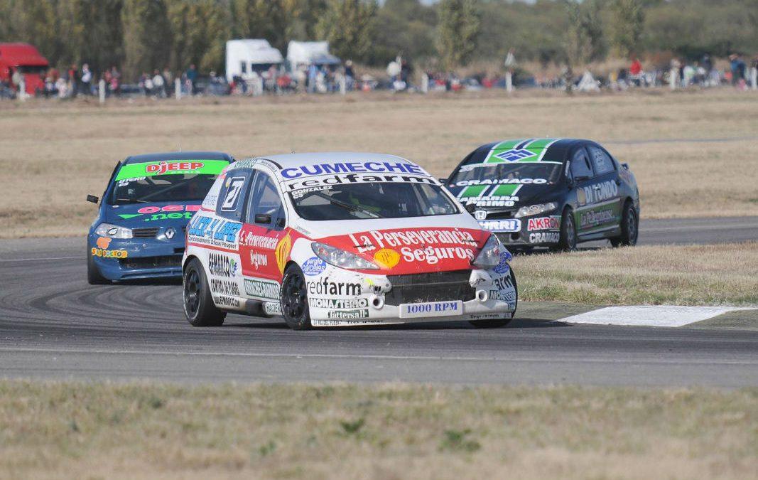 González hizo una gran carrera y se trae un podio de San Luis