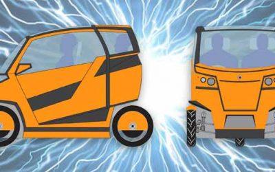 Presentaron un auto eléctrico de fabricación mendocina que tendrá un costo de $40.000