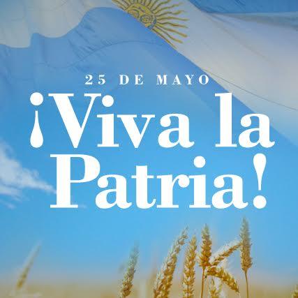 Aniversario 25 de Mayo