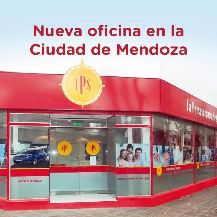 Inauguración oficinas en Mendoza