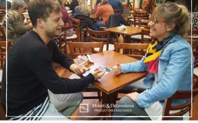 Mirar con Perseverancia llega a Río Tercero – Córdoba