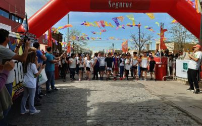 Presentes en la 7ª Correcaminata de Lipolcc en Benito Juárez