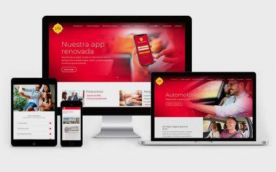 Presentamos nuestro nuevo website e intranet