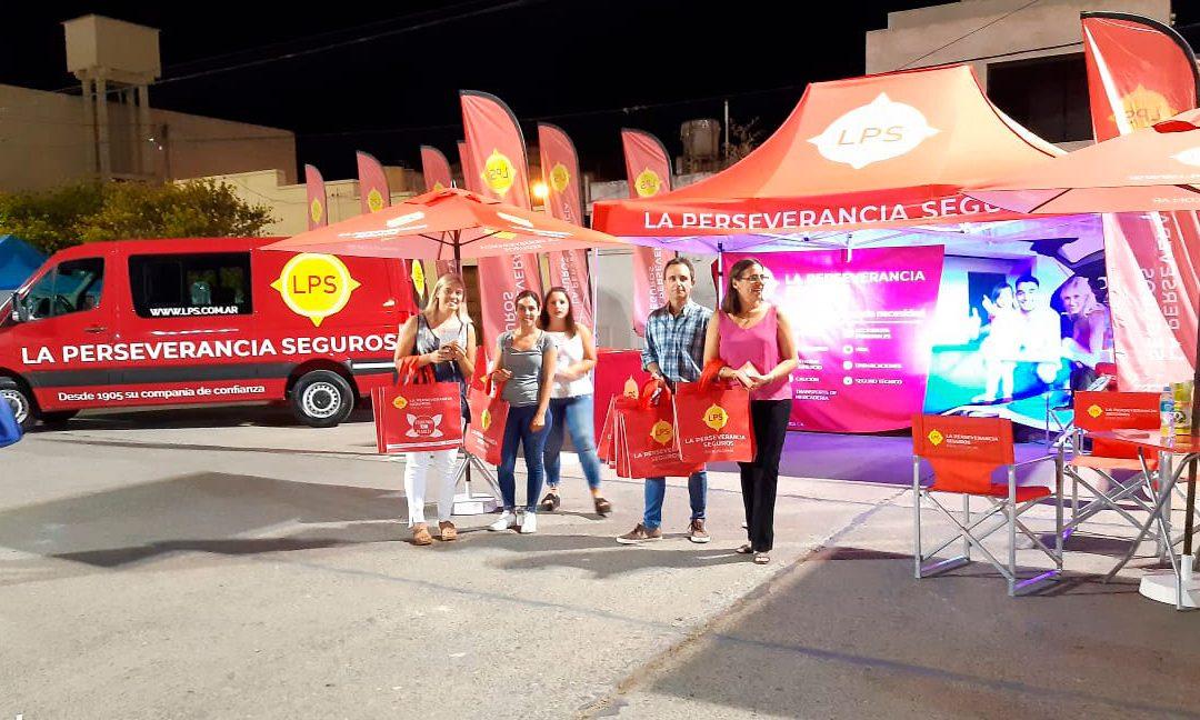 Stand LPS Fiesta del Trigo