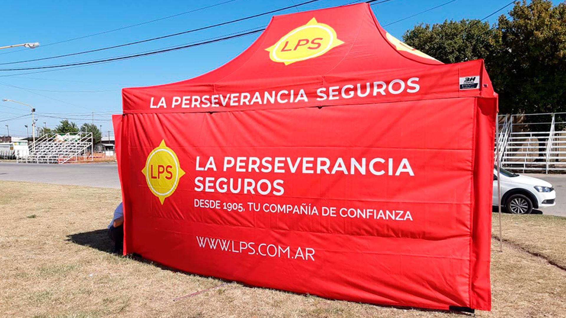 LPS - Fiesta del Trigo Stand