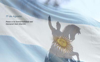 Paso a la inmortalidad del Gral. José de San Martín