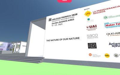 """La Perseverancia Seguros auspicia el Jardín """"La Naturaleza de nuestra Naturaleza"""" en el Festival ARS ELECTRONICA 2020"""