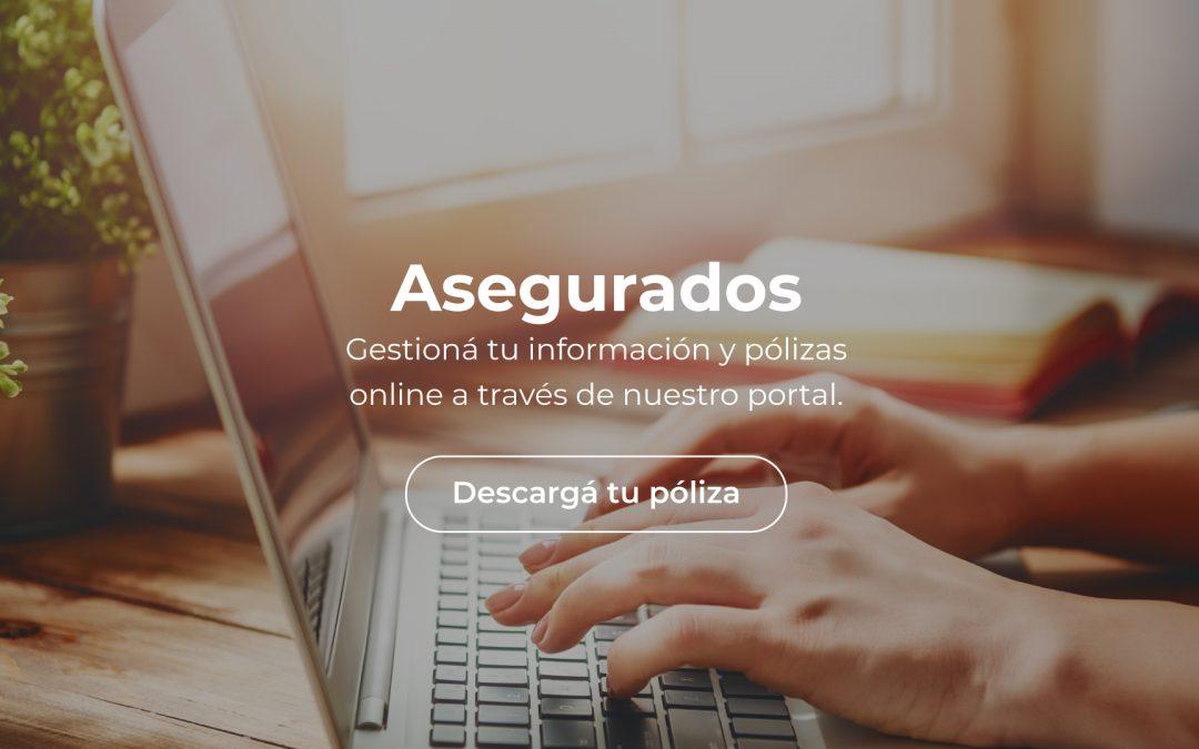 Nueva funcionalidad de descarga de póliza en la web
