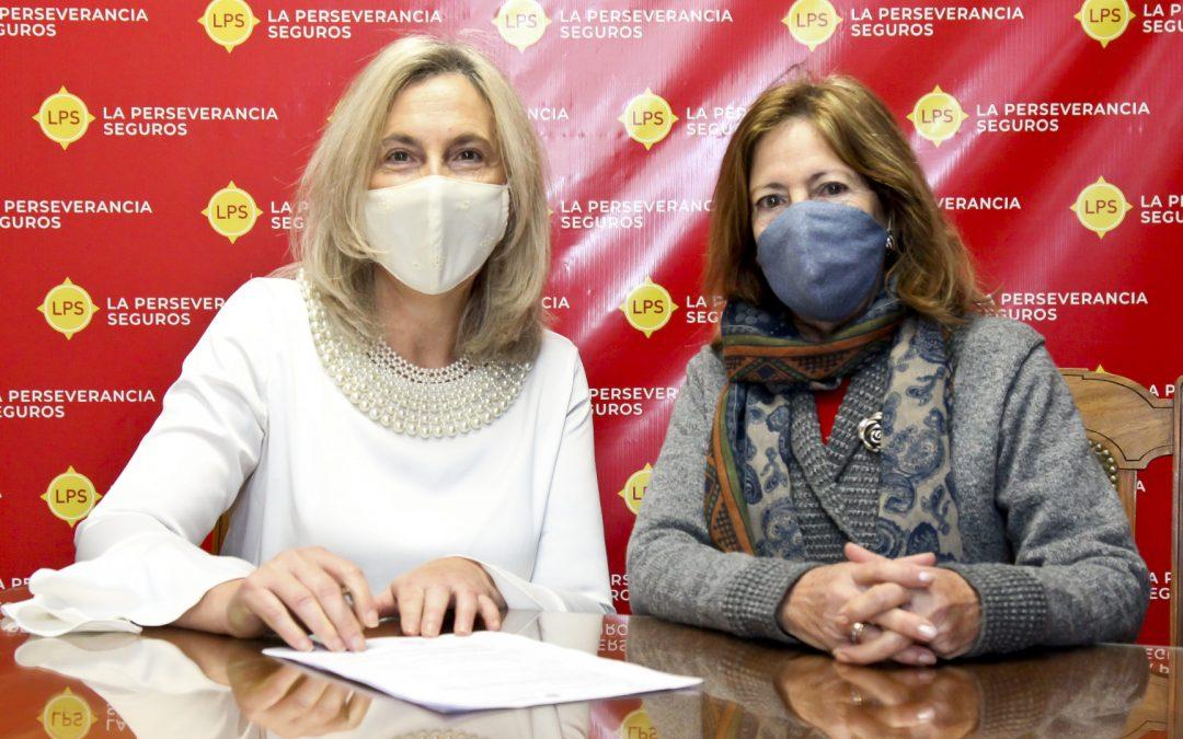 Firma del Convenio de Colaboración de Alpi Tres Arroyos